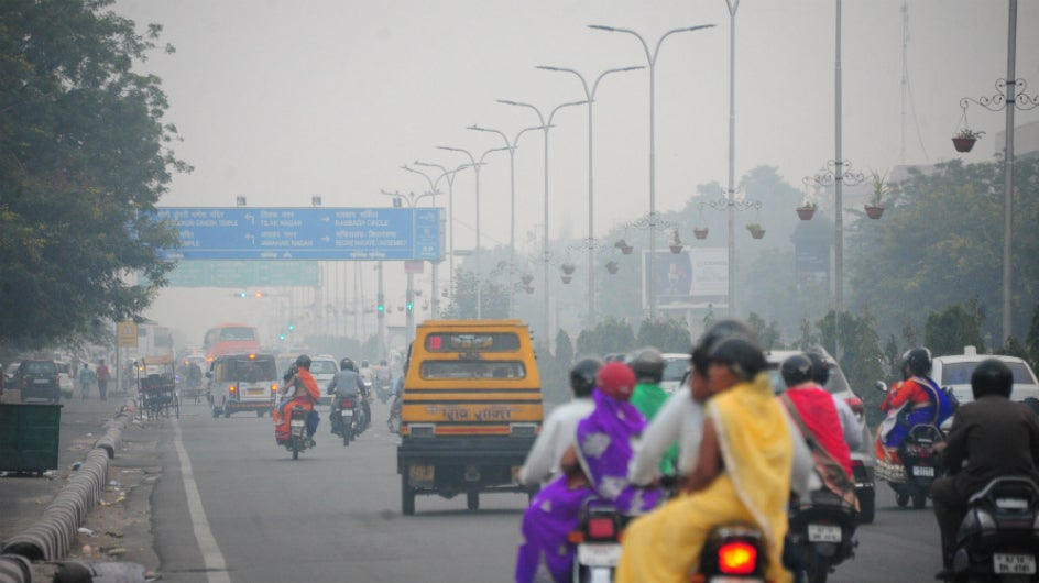 Rajasthan Has Highest Death Rate Due to Air Pollution in India