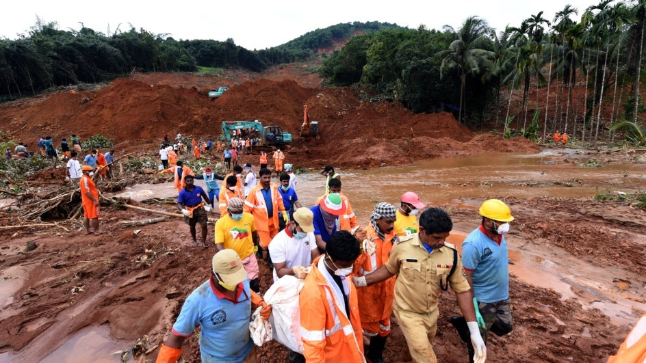 Kerala: Six More Bodies Recovered, Malappuram Landslide Death Toll Reaches 46