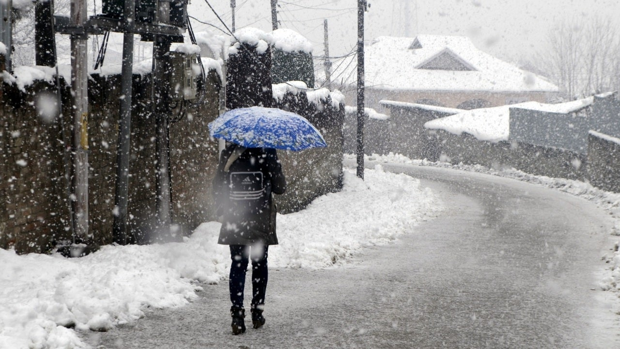 Drass Freezes at -27.1°C; Moderate Snow Spell to Hit Jammu & Kashmir, Ladakh from January 22