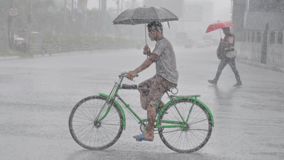 Flood Alerts in Parts of Assam; Northeastern States on Red Alert as Heavy Rain Continues