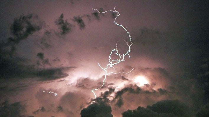 Lightning Claims 28 Lives in UP and Bihar; More Thunderstorms Forecast This Week