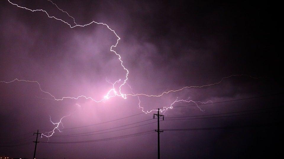 Lightning Kills 15 in Bihar in Past 24 Hours