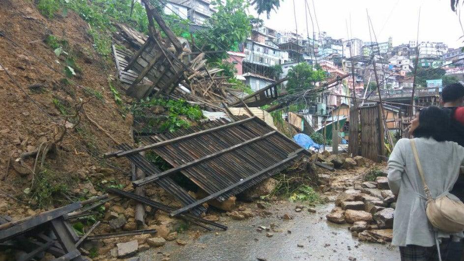 Sikkim Gets Real-Time Landslide Warning System