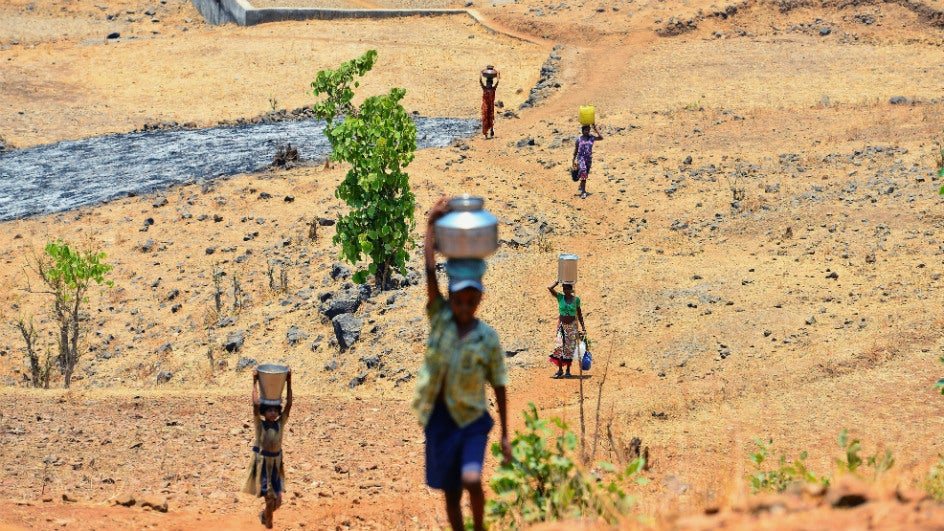 Deficient Rainfall Pushes Maharashtra Towards Drought