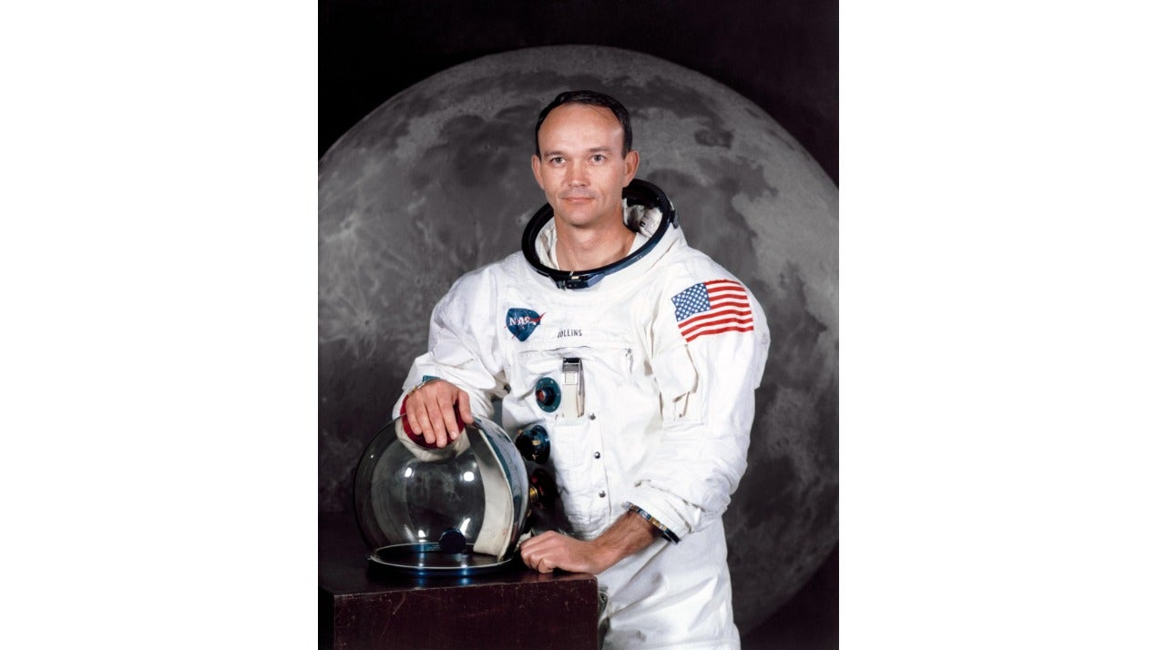 Astronaut Michael Collins, Part of Historic Apollo 11 Mission, Passes Away at 90