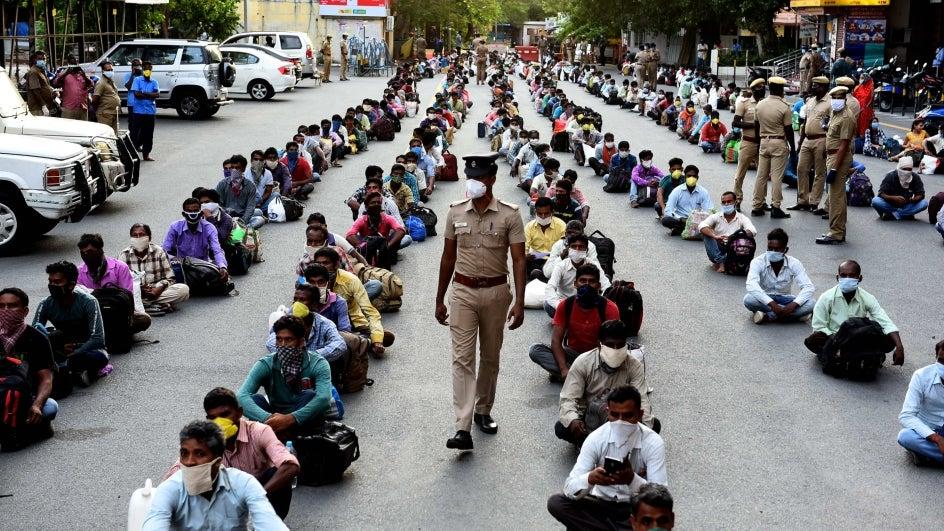 COVID-19 Update: Cases in India Reach 74,281; Lockdown 4.0 ...