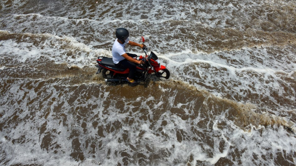 Monsoon Arrives in Delhi-NCR; Light Rains to Continue Next Week