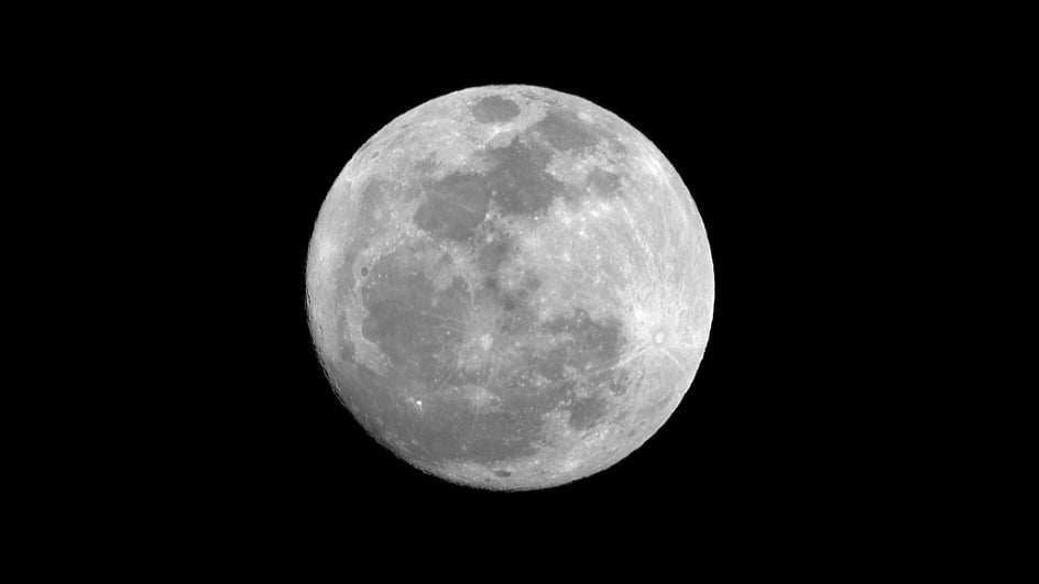Catch a Bigger, Brighter Super 'Snow' Moon Tonight