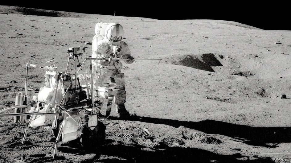 What Secrets Do NASA's 50-Year Old Moon Rocks Hide?