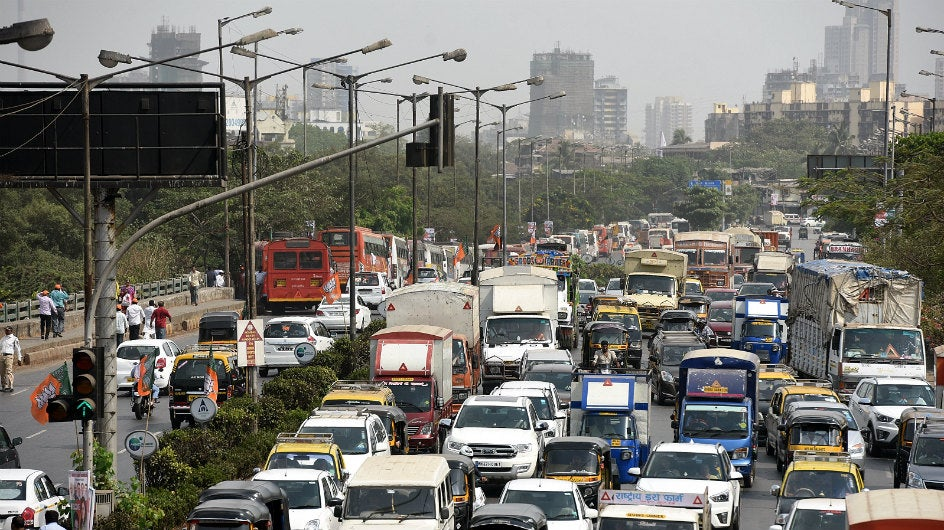 Air Quality Dips in Mumbai, BKC is Worst