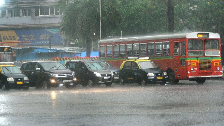 Mumbai Records Highest-ever September Rainfall; Set to Witness More Rain