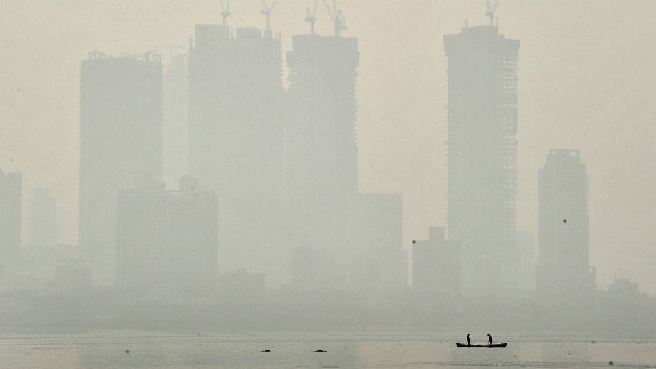Rising Temperatures and Dropping Air Quality Hamper Life in Mumbai