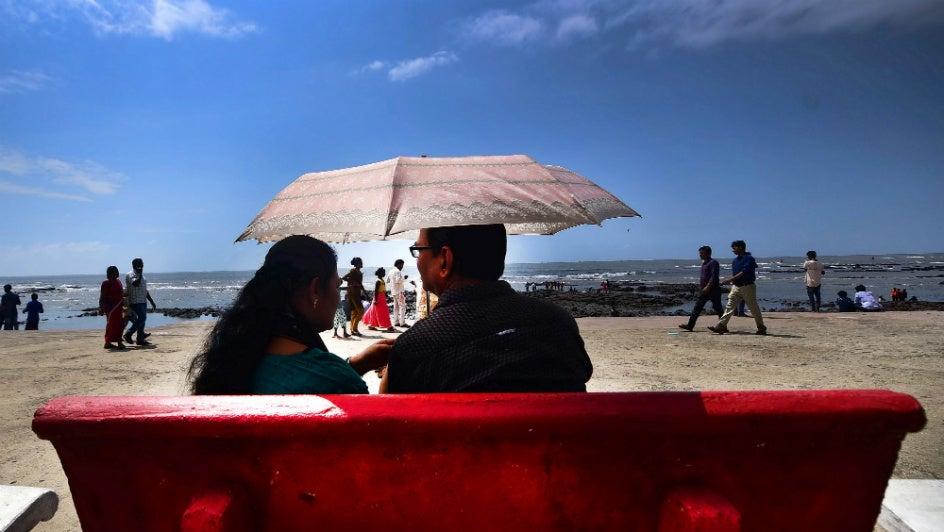 What's With This Crazy October Heat, Mumbai Asks