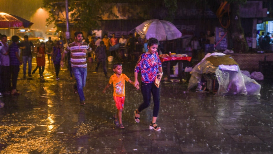 Mumbai's Air Quality Improves After Two Days of Showers