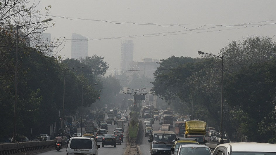 Mazgaon Pollution on Tuesday Worse than Delhi's as AQI soars to 415