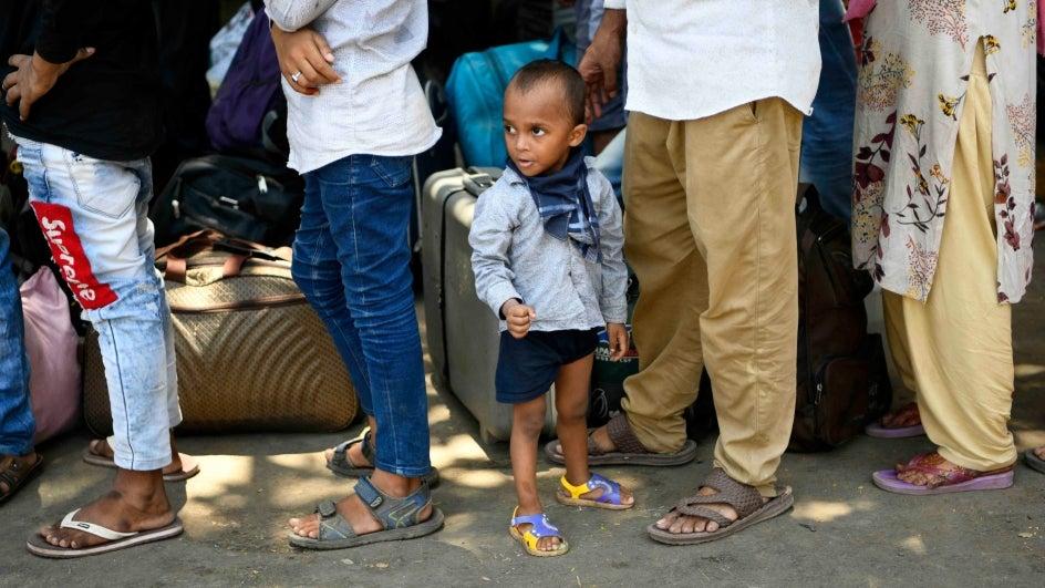 Maharashtra Records 97 COVID-19 Deaths in One Day; Cases in Mumbai Near 33,000