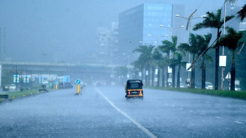 Moderate to Heavy Rain Likely in Mumbai, Madhya Maharashtra Next Week
