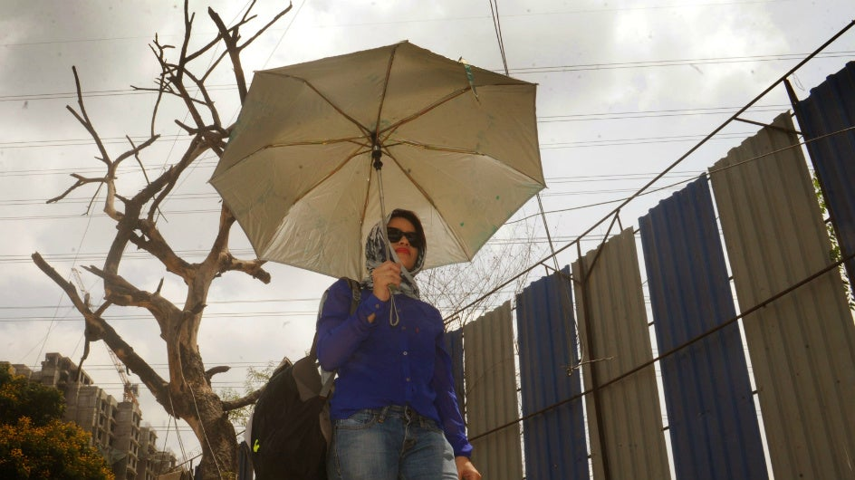 At 37.5°C, Monday Was 2nd Hottest Oct Day in 10 Years for Mumbai