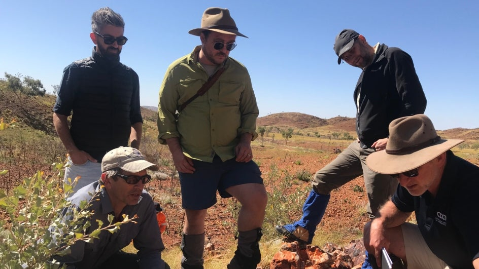 Scientists Visit Australian Outback to Practise for Mars Expeditions