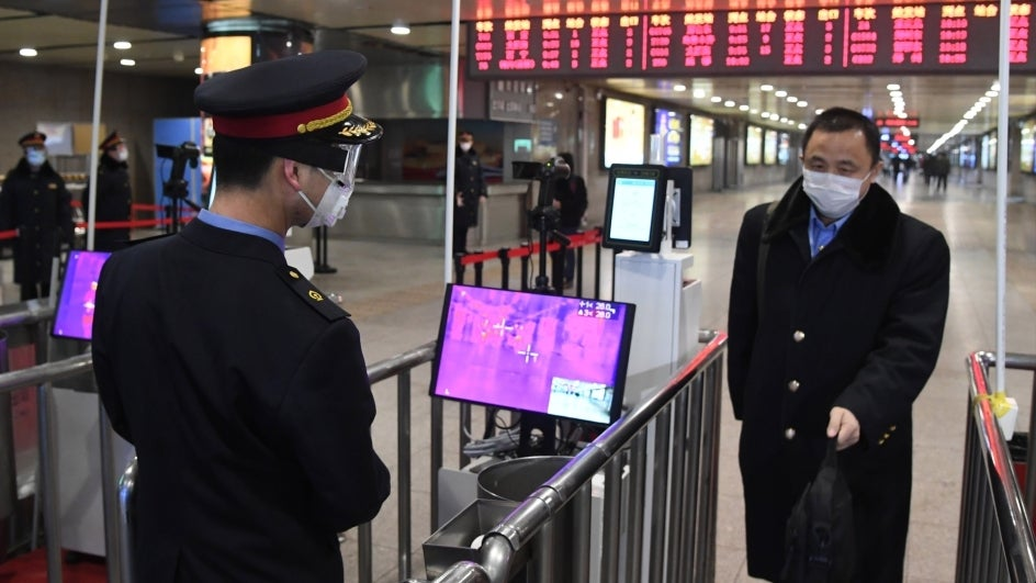 Tech Firms in China Are Using Big Data to Fight Novel Coronavirus - The Weather Channel