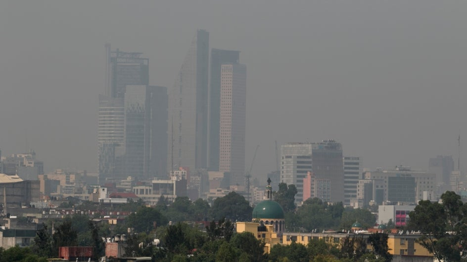 Daily Exposure to Ozone Pollution Ups Mortality Risk: Study