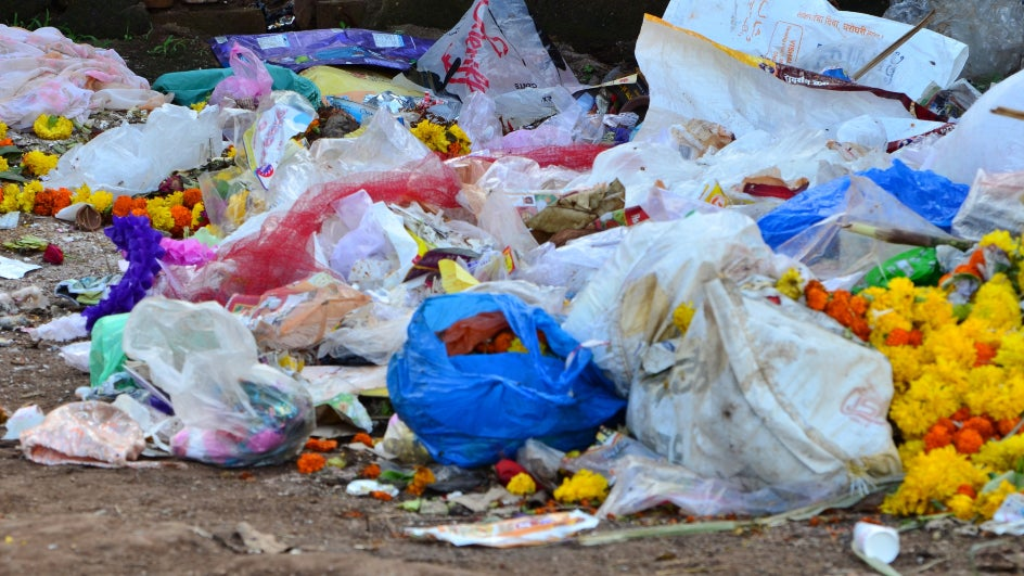Plastic waste management data tabled in the parliament brings out some alarming stats.