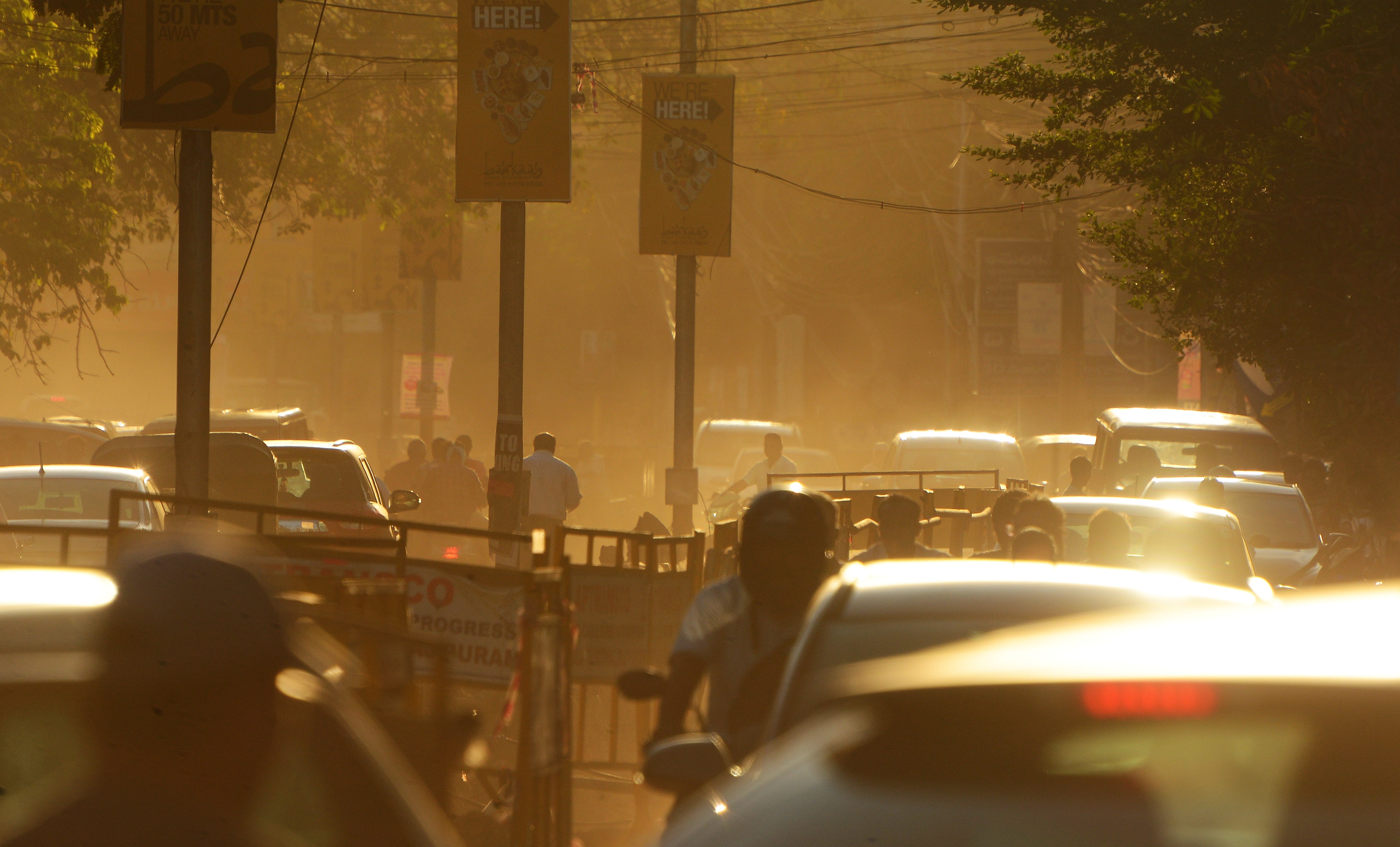 Air Pollution Linked to Hypertension, Heart Diseases: Study