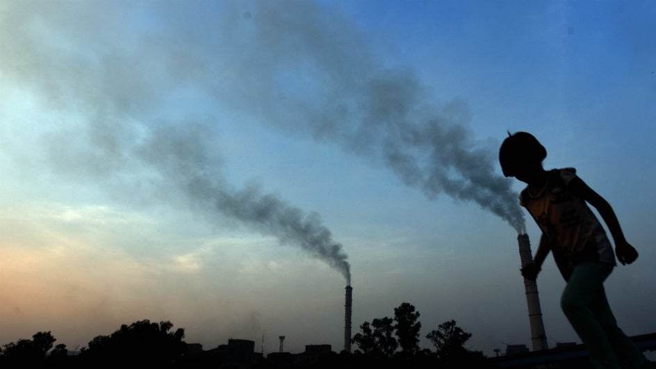 12 Lakh Perished in 2017 Due to Air Pollution: New Study