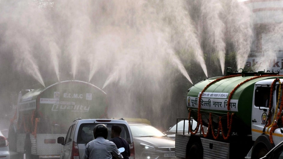 Pollution Watch: Air Quality Improves Marginally in Delhi, Plummets in Howrah