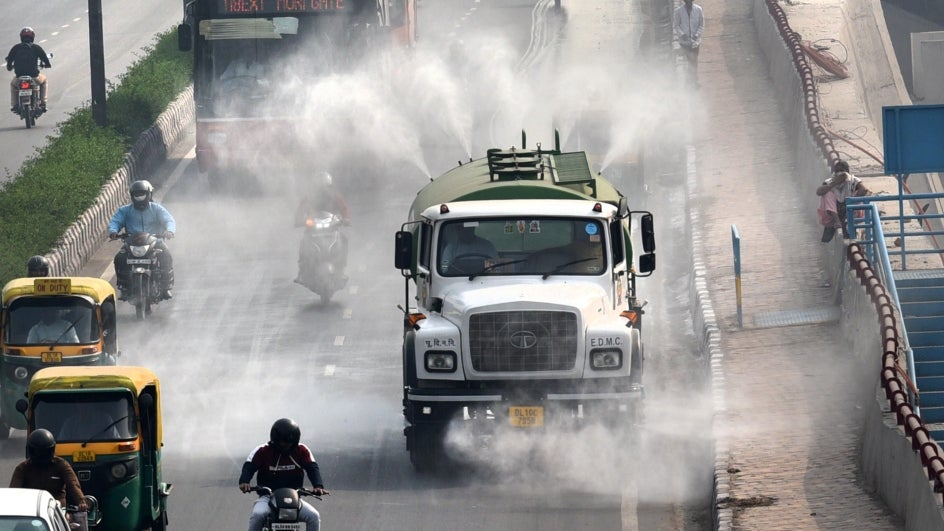 21 Indian Cities Among World's 30 Most Polluted; 90% of Top 200 from India and China