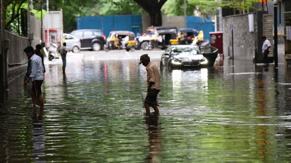 Pune: Rains Cause Waterlogging on Tuesday; Orange-Level Alert Issued for Wednesday
