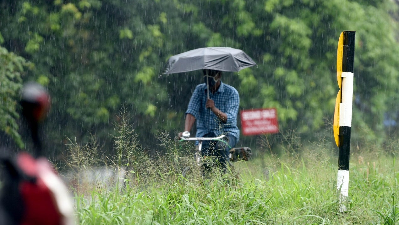 Chattisgarh, Telangana, Vidarbha In For Rains, Thunderstorms This Week; Orange Alert Issued