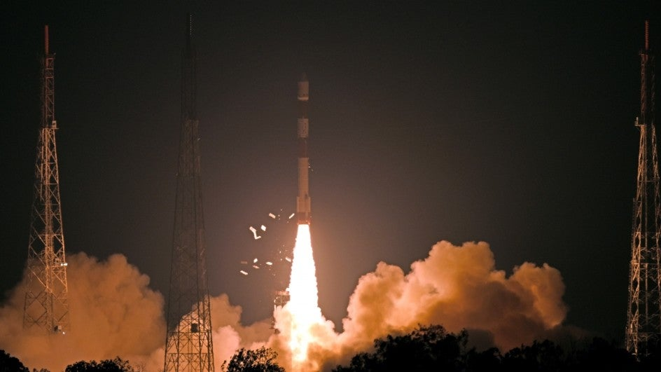India launches RISAT-2B, third in the series after RISAT-1 and RISAT-2.