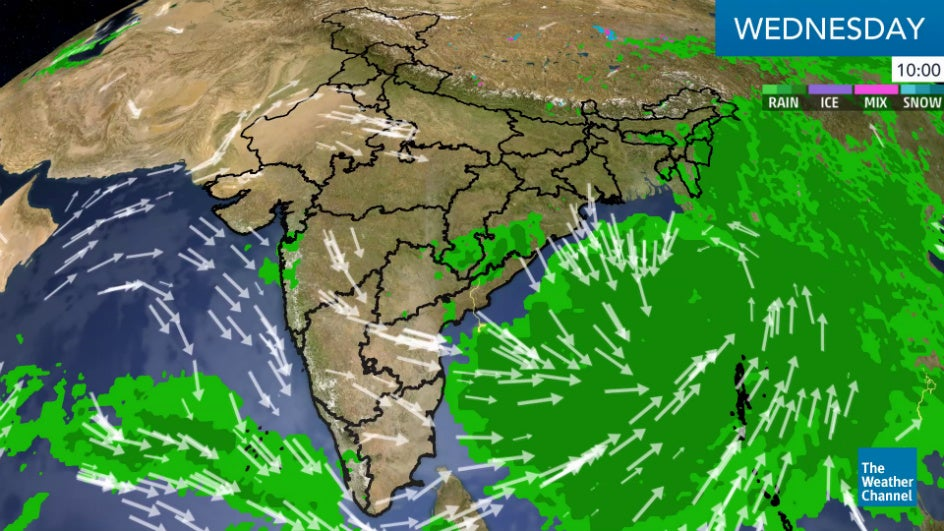 Warmer Temperatures in Rajasthan and Air Quality Concerns in New Delhi