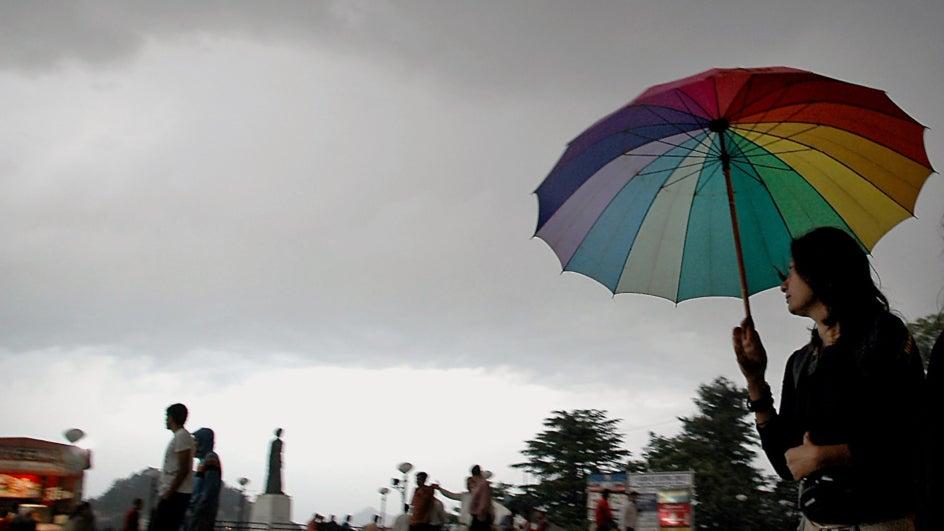 Monsoon Marks Early Arrival in Himachal Pradesh