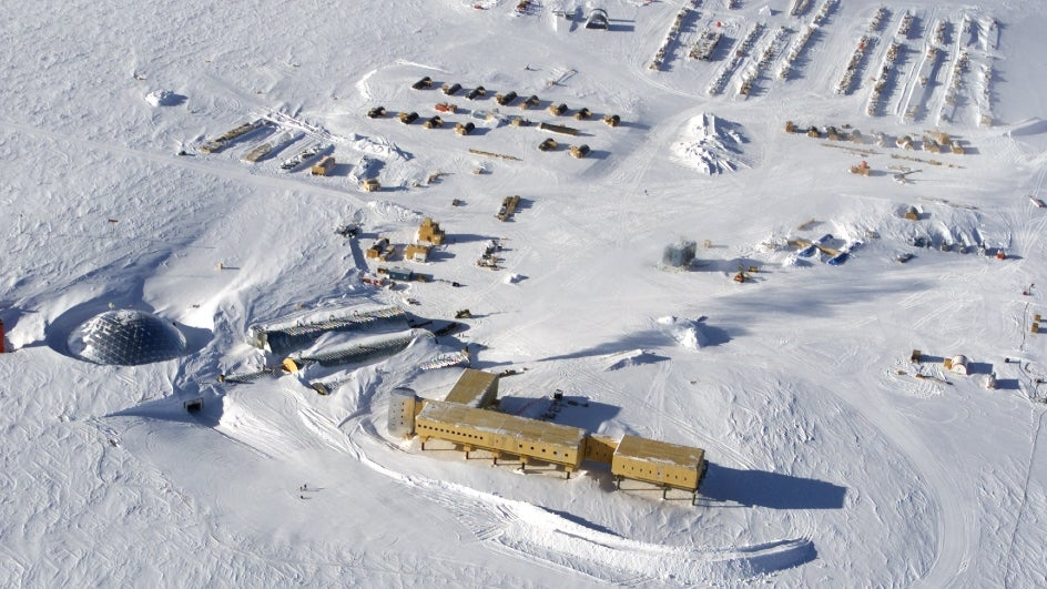 Global Warming: Temperatures in South Pole Rising Three Times Faster Than Global Average