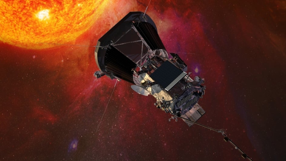 A Decade of Sun: NASA Releases Incredible 10-year Time-Lapse Video of the Sun