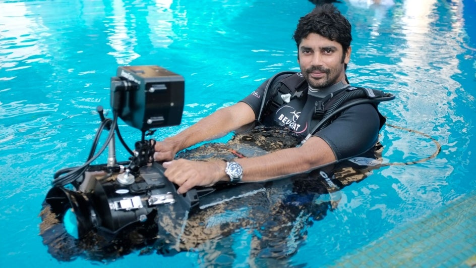Trip With Me: India's 'Aquaman' Sumer Verma Uses a Camera, Not Trident, to Fight for the Marine Environment