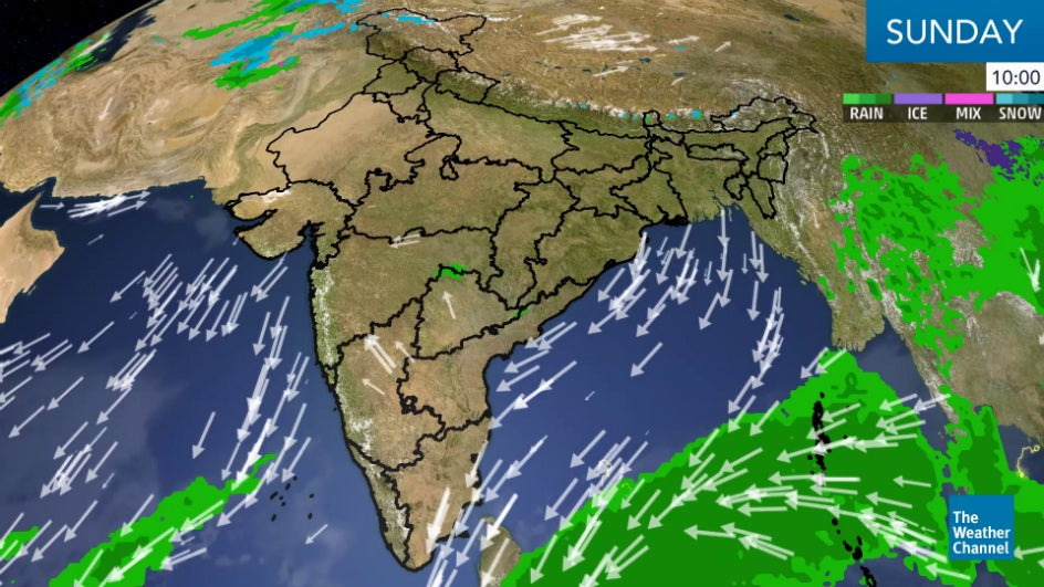 Rains Resume as Disturbances Start Approaching India