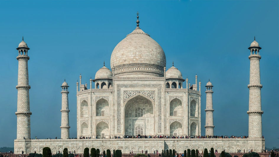 Government Steps in to Protect Taj from Pollution