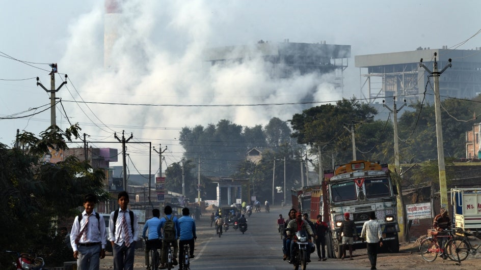 Tamil Nadu leads the country; Neyveli plant in TN second-highest emission hotspot after Singrauli in Madhya Pradesh.