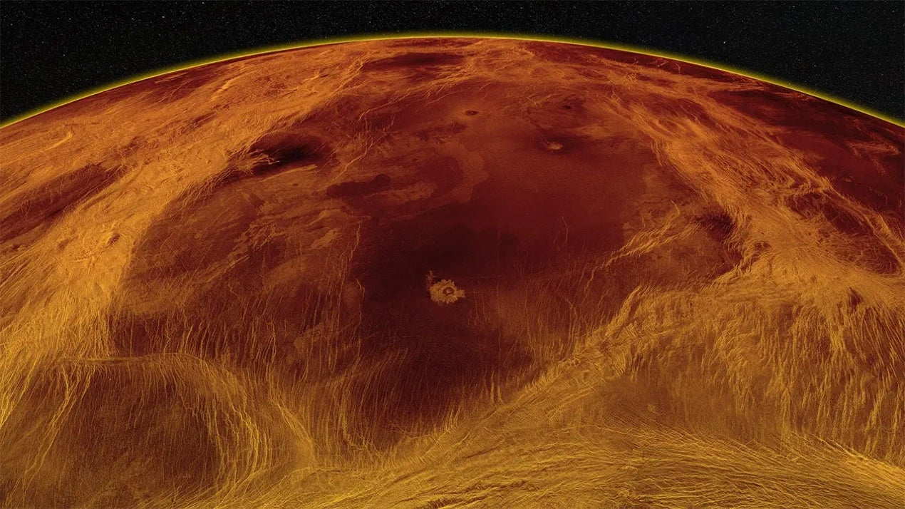 Tectonic Movements on Venus Suggest Inferno Planet Could Still be Geologically Alive   The Weather Channel - Articles from The Weather Channel   weather.com - The Weather Channel