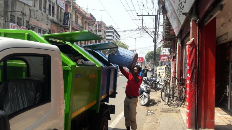 Lucknow Garbage Collection to Go Hi-tech