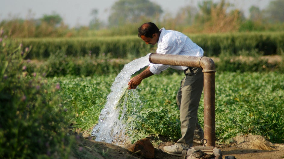 Over-Extraction of Groundwater is Driving Up Carbon Emissions