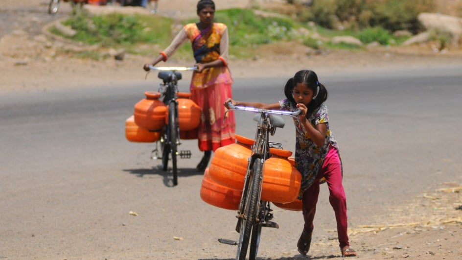 Agra's Water Woes Resume with Return of Scorching Heat