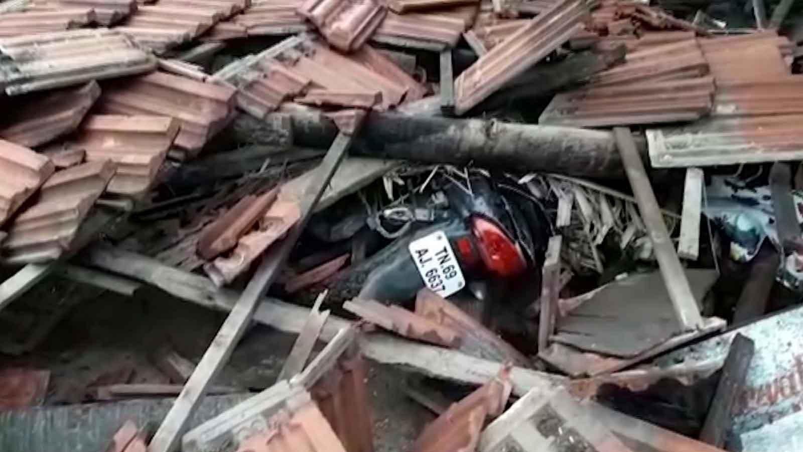 Indien: Zyklon Gaja reißt fast Dutzend Menschen in den Tod