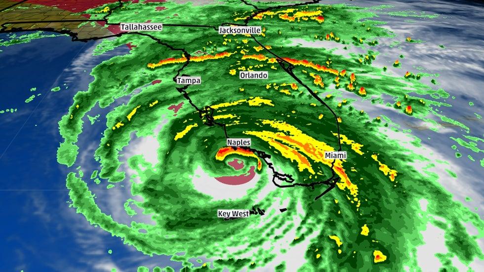 hurricane irma makes second florida landfall at marco