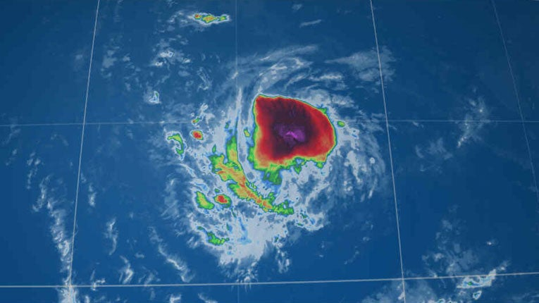 hurricane isaac poses a threat to the lesser antilles late this week