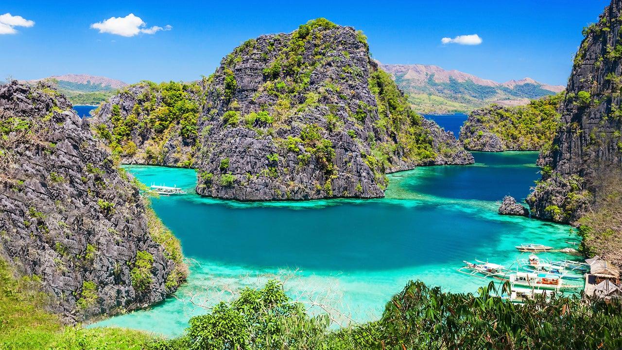 Beste Reisezeit für die Philippinen: So wird's paradiesisch