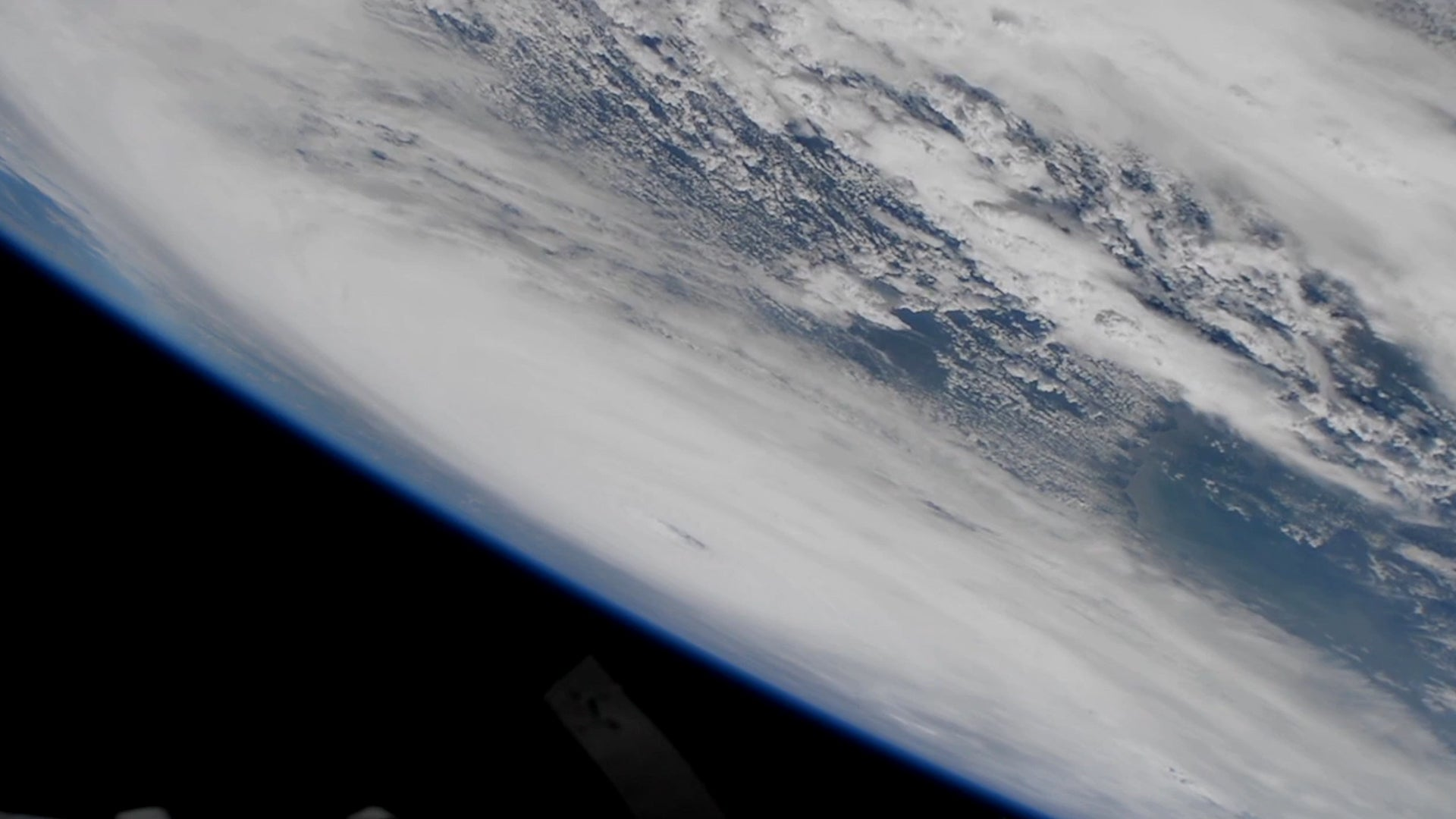 ISS Astronauts' Out-of-This-World View of Weather on Earth